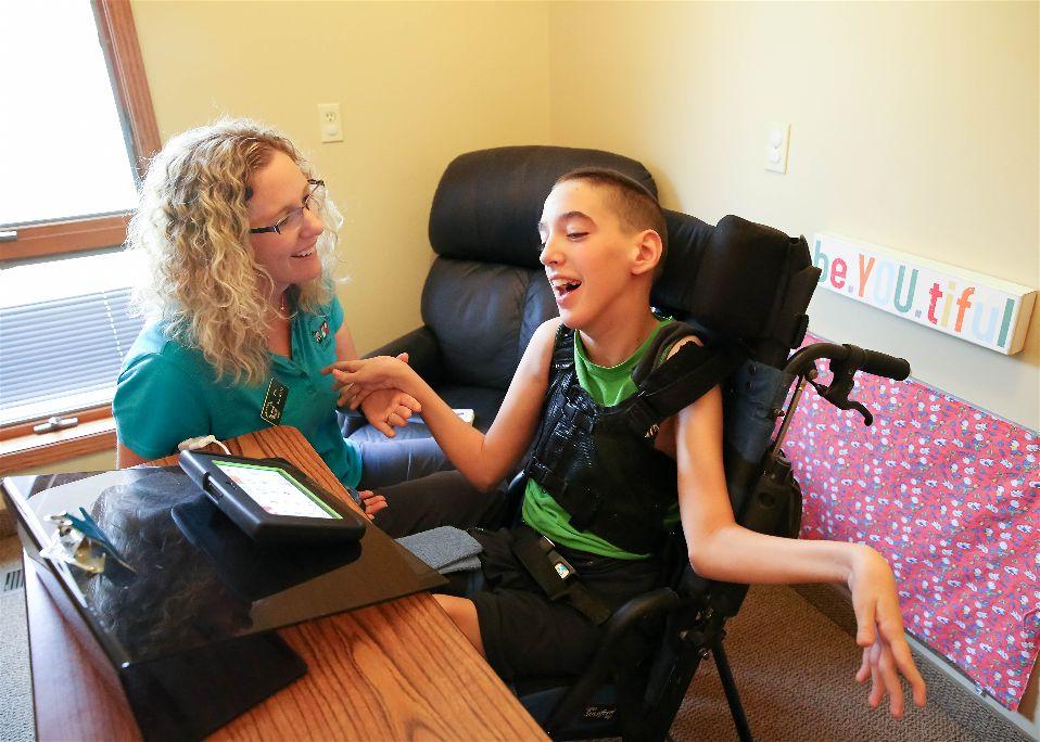 Pediatric Speech Therapy Childrens Rehab Center